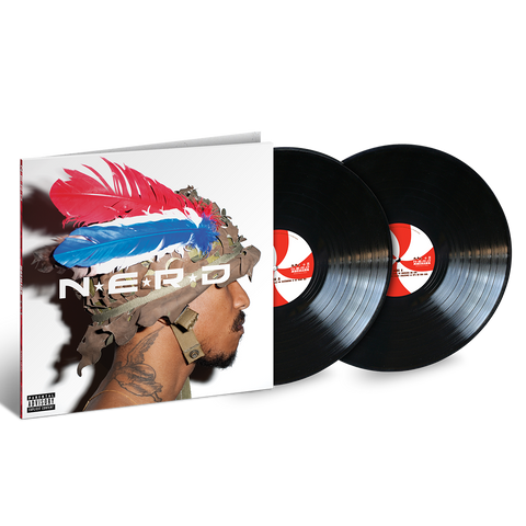 N*E*R*D, Nothing (2LP)