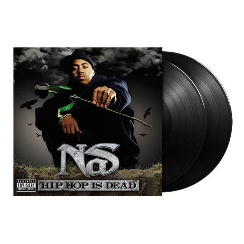 Nas, Hip Hop Is Dead  2LP