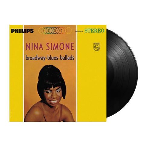 Nina Simone, Broadway, Blues, Ballads (Back To Black) LP