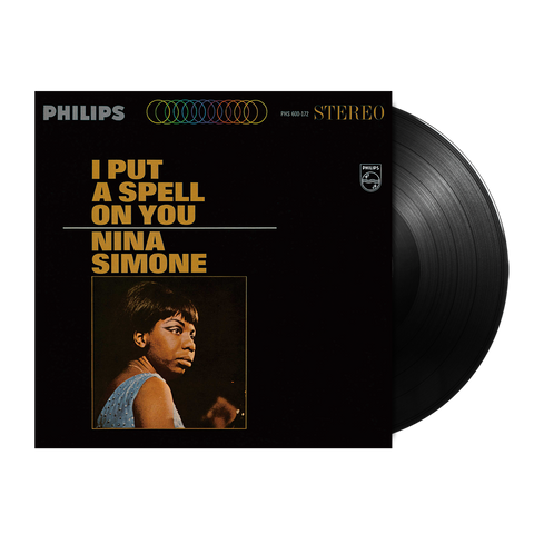 Nina Simone, I Put A Spell On You (Back To Black) LP