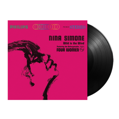 Nina Simone, Wild Is The Wind (Back To Black) LP