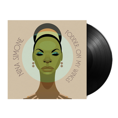 Nina Simone, Fodder On My Wings LP