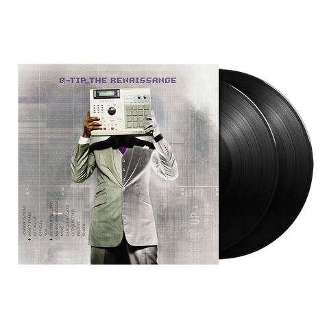 Q Tip, The Renaissance 2LP