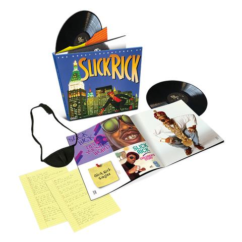 Slick Rick, The Great Adventures Of Slick Rick (Deluxe Set)
