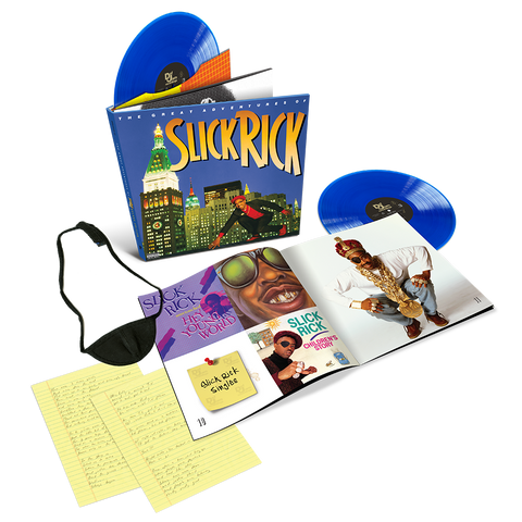 Slick Rick, The Great Adventures Of Slick Rick (Limited Edition Deluxe Set)
