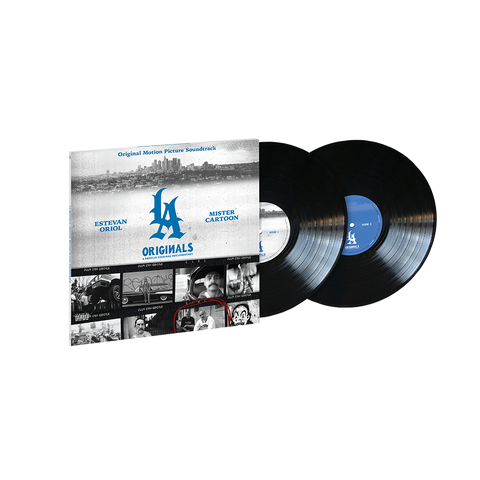 Various Artists, LA Originals (2LP)