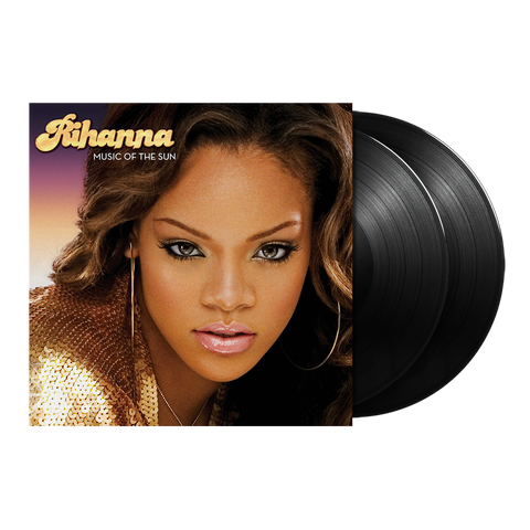 Rihanna, Music Of The Sun 2LP