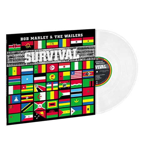 Bob Marley & The Wailers, Survival (LP)