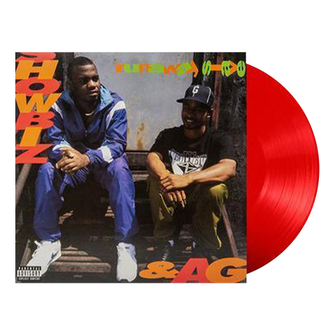 Showbiz & A.G., Runaway Slave (Limited Edition LP)
