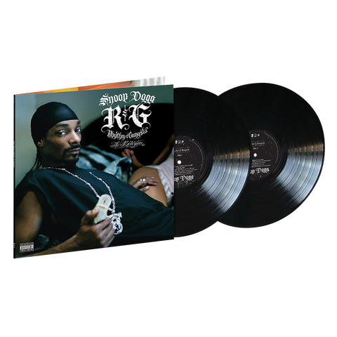 Snoop Dogg, R&G (Rhythm & Gangsta): The Masterpiece 2LP