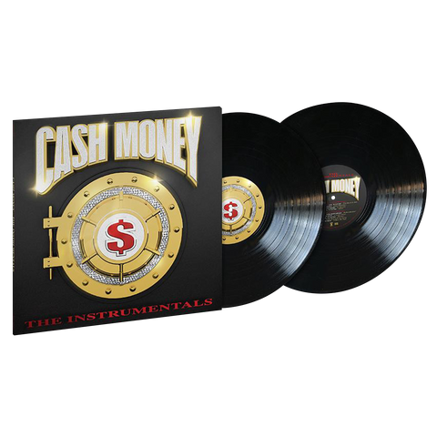 Various Artists, Cash Money Instrumentals (2LP)
