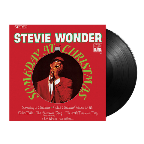 Stevie Wonder, Someday At Christmas LP