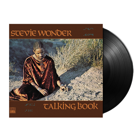 Stevie Wonder, Talking Book LP