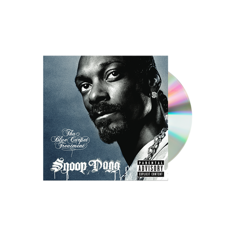 Snoop Dogg, Tha Blue Carpet Treatment (CD)