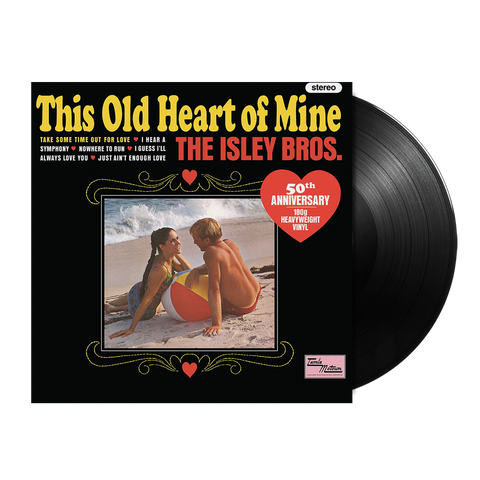 Isley Brothers, This Old Heart Of Mine LP