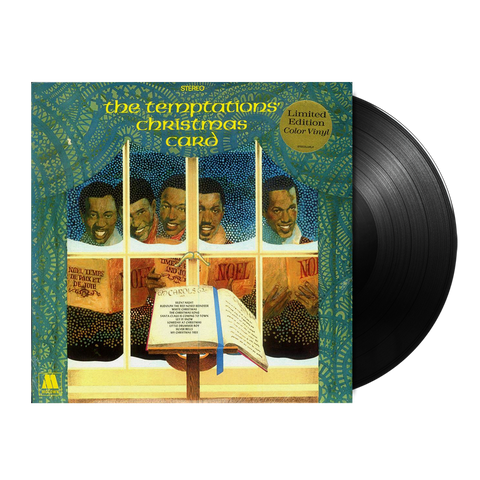 The Temptations, Christmas Card Limited Edition LP