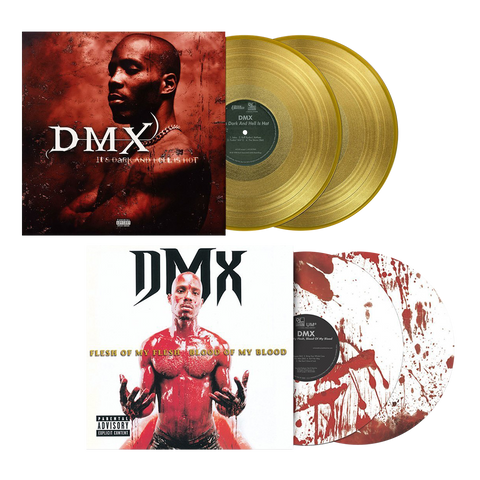 DMX: 20th Anniversary Bundle