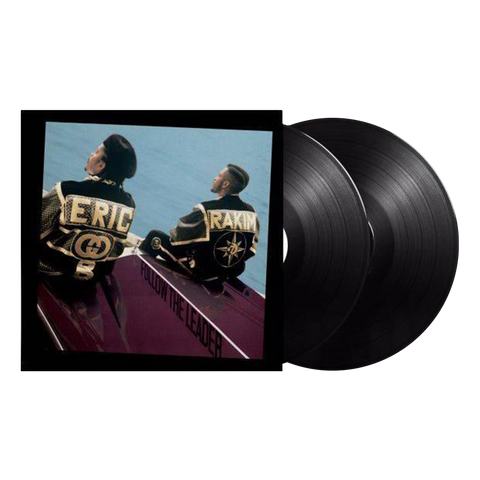 Eric B. & Rakim, Follow The Leader (2LP)
