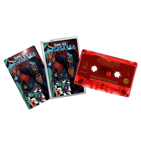 GZA, Liquid Swords (Cassette)