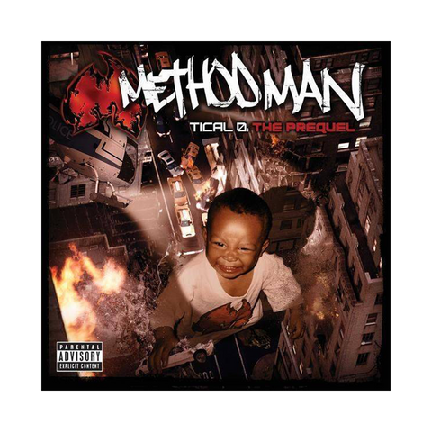 Method Man, Tical 0: The Prequel (2LP)