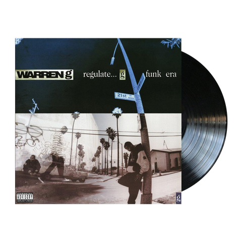 Warren G, Regulate ... G Funk Era (2LP)