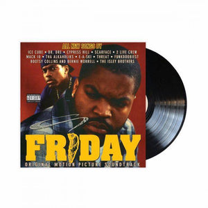 Friday (Original Motion Picture Soundtrack 2LP, 3D Lenticular Cover)