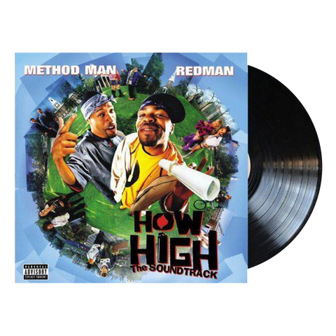 How High (Original Motion Picture Soundtrack 2LP)