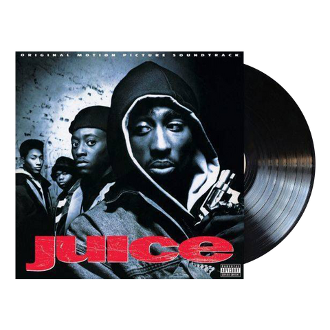 Juice (Original Motion Picture Soundtrack LP)