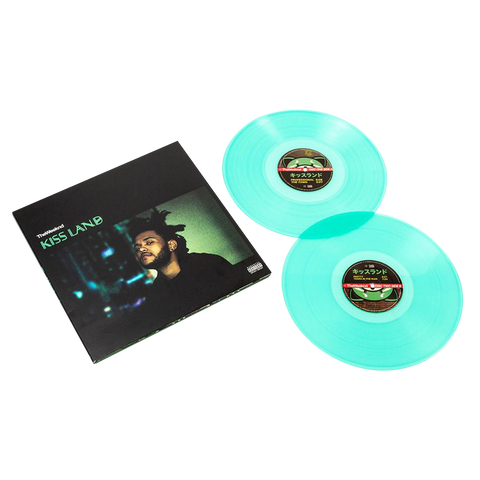 The Weeknd, Kiss Land (Limited Edition 2LP)