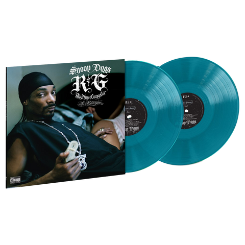 Snoop Dogg, R&G (Rhythm & Gangsta): The Masterpiece Collector's Edition 2LP