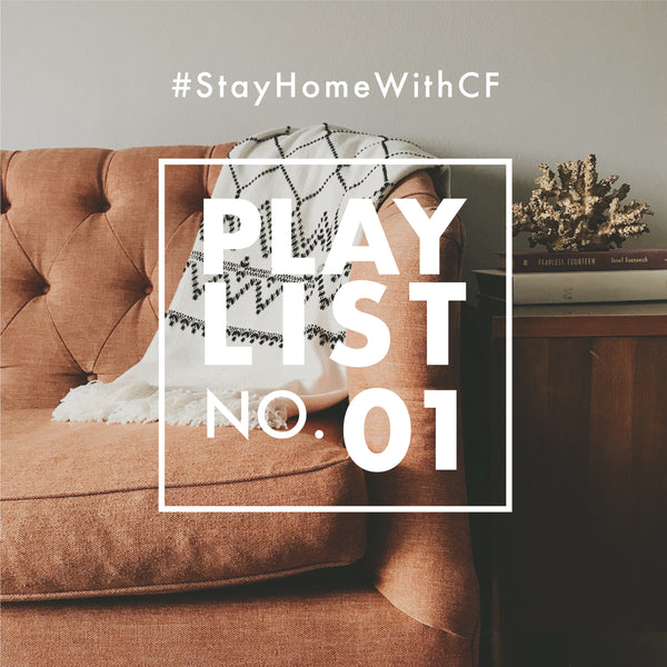 Colin and finn playlist number 1 #stayhomewithcf cozy brown chair with cream aztec throw blanket