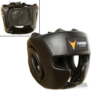 ProForce® Thunder Vinyl Full-Face Boxing Headgear