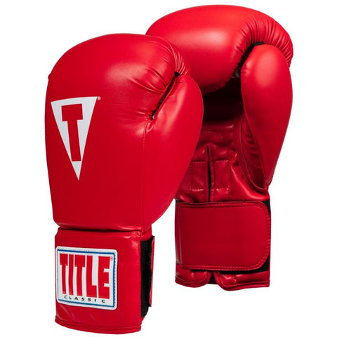 YOUTH TITLE Classic Super Bag Gloves 2.0