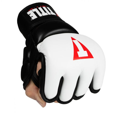 TITLE MMA PRO TRAINING GLOVES