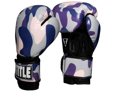 TITLE Boxing Passion Bag Gloves