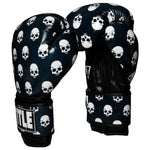 TITLE Boxing Infused Skull Print Bag Gloves