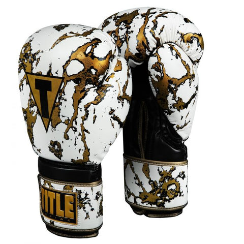 TITLE BOXING MARBLE BAG GLOVES 2.0 - Estimated In Stock Date: 7/20/2019