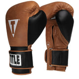 TITLE Vintage Leather Bag Gloves