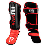 TITLE MMA Super Protect Shin-N-Instep Guards