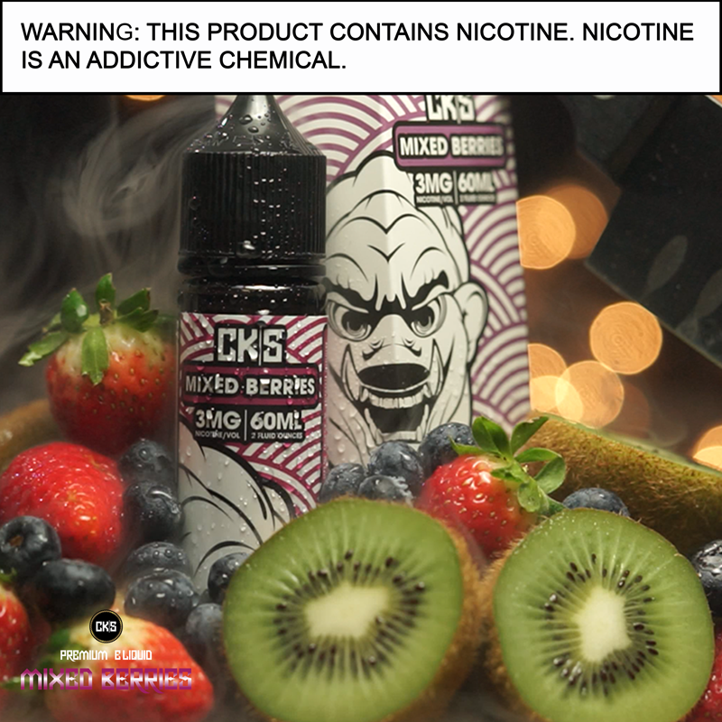 CKS Original - E Liquid 60ml