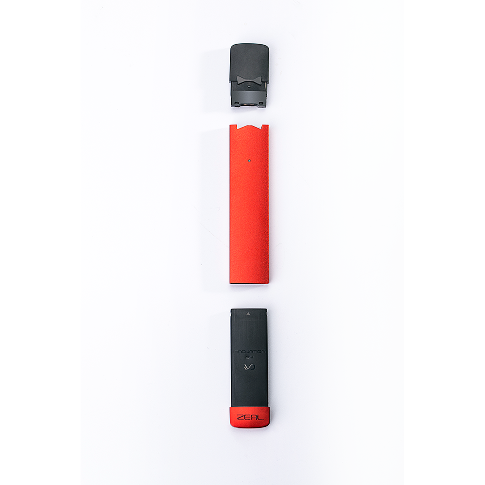 ZEAL STARTER KIT - Device + Battery