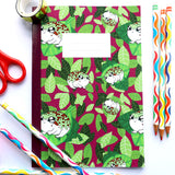 A5 Jungle Rain Frog Notebook