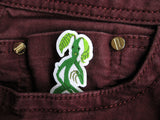 Bowtruckle inspired fan Iron on Patch
