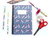 A5 Axolotl Notebook