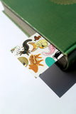 Animal Menagerie patterned Bookmark
