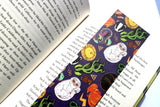 Magical Beasts inspired patterned bookmark