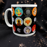 Star Wars inspired fan Mug