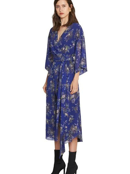 Camilla and Marc Stanwyck Wrap Dress (For Hire)