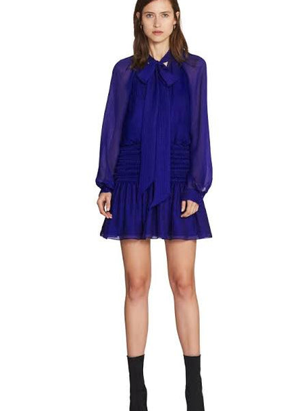 Camilla and Marc Garland Long Sleeve Dress (For Hire)