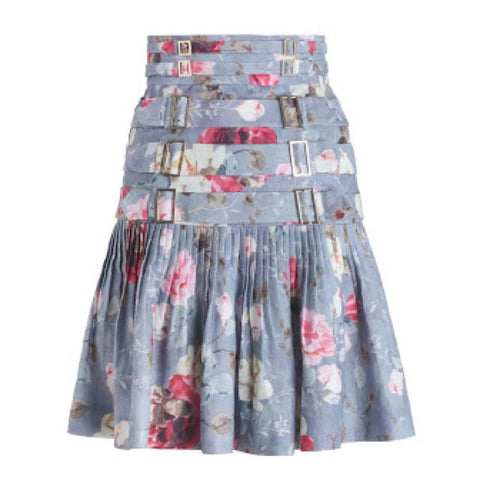 Zimmermann Havoc Tuck Armour Skirt (For Hire)